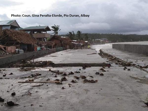 Với những gì 'siêu bão' số 9 đã làm với Philipines thì việc sơ tán người dân là rất cần thiết.