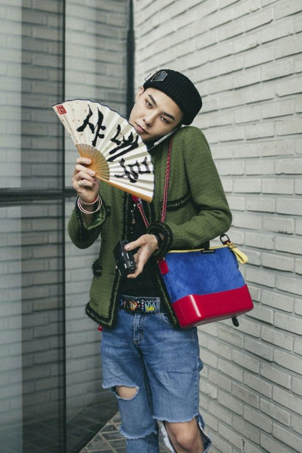 Chỉ có thể là G-Dragon: Mặc đồ nữ còn đẹp hơn cả mẫu gốc 1