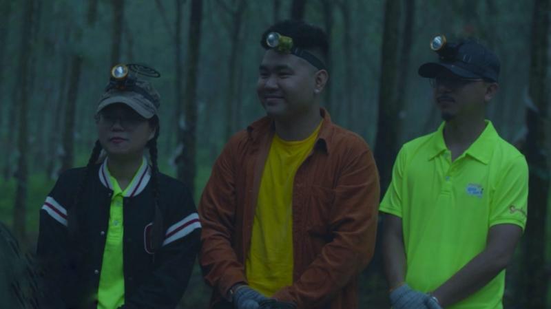 Lâm Vỹ Dạ - Hứa Minh Đạt xúc động nhìn lại những khoảnh khắc đáng nhớ tại 'Người vẽ ước mơ' 3
