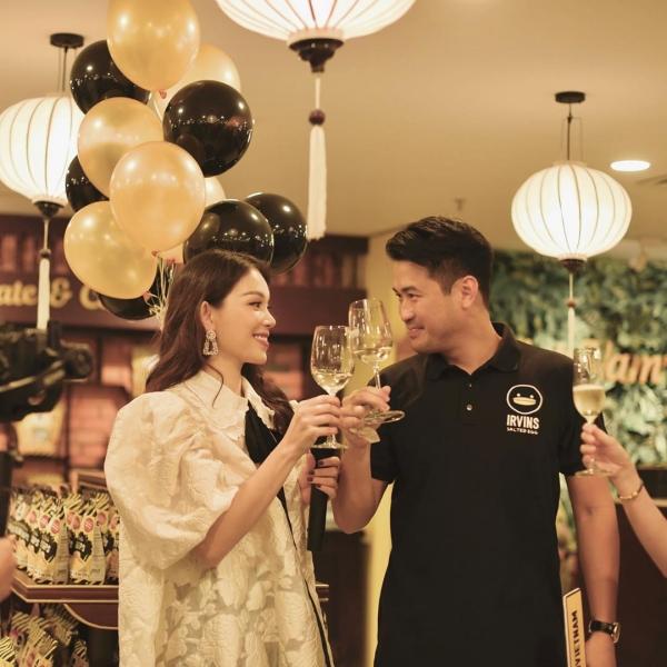 Người phụ nữ hơn 40 tuổi bất ngờ 'bóc phốt' Linh Rin ngăn cản mình đến với Phillip Nguyễn, người đẹp trả lời ra sao? 5