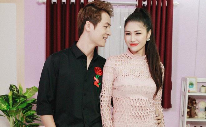 Đăng Khôi và vợ