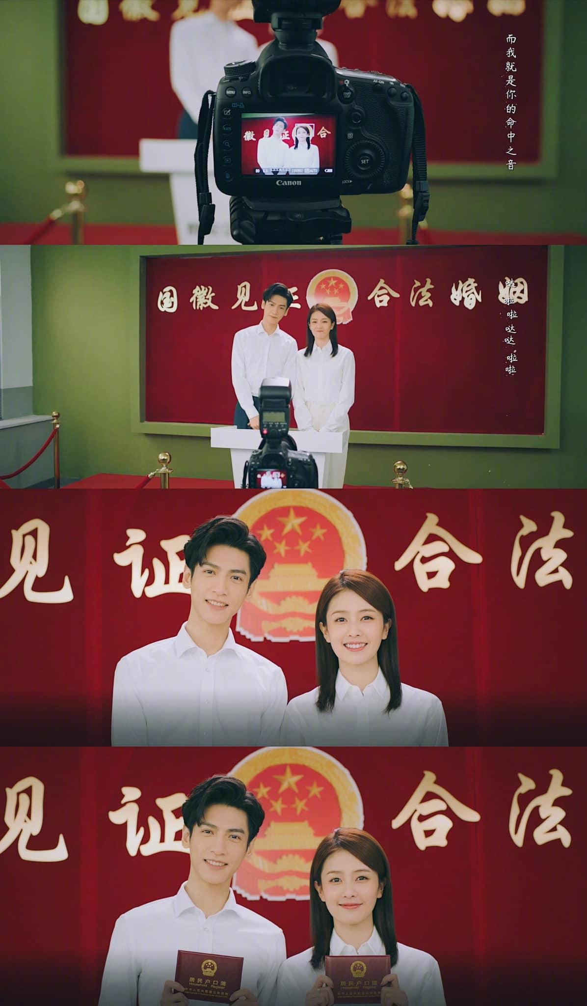 Cái kết viên mãn của cặp đôi Viên Soái - Giang Quân trong tập cuối