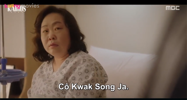 Trước khi mất tích, 1 người đàn ông đã đến tìm mẹ Ae Ri.