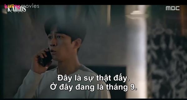 'Kairos' tập 3-4: Shin Sung Rok lợi dụng thời gian cứu Lee Se Young thoát khỏi ngục tù, hung thủ lộ diện 6