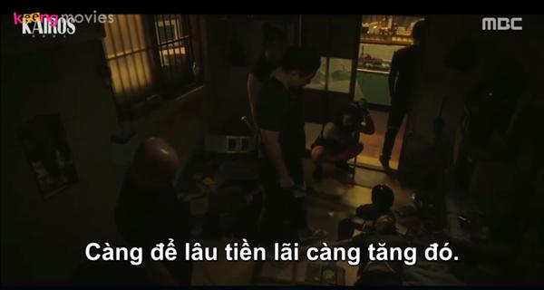 'Kairos' tập 3-4: Shin Sung Rok lợi dụng thời gian cứu Lee Se Young thoát khỏi ngục tù, hung thủ lộ diện 10