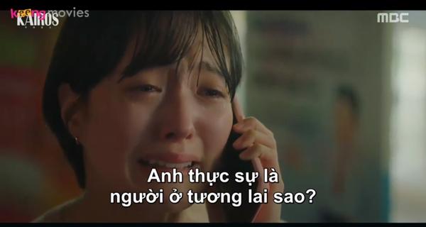 'Kairos' tập 3-4: Shin Sung Rok lợi dụng thời gian cứu Lee Se Young thoát khỏi ngục tù, hung thủ lộ diện 12