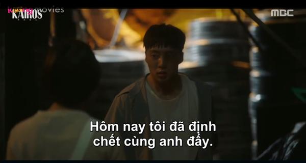 'Kairos' tập 3-4: Shin Sung Rok lợi dụng thời gian cứu Lee Se Young thoát khỏi ngục tù, hung thủ lộ diện 16