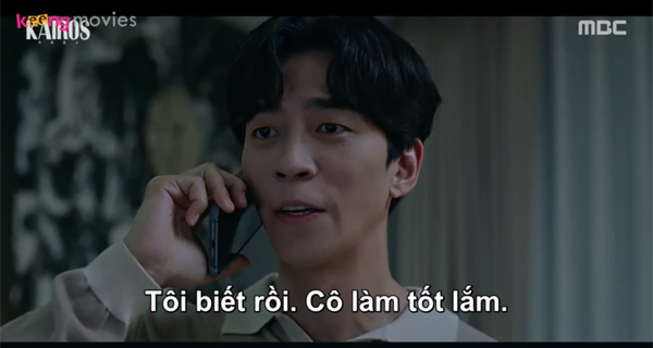 Han Ae Ri cũng theo lời Seo Jin đến gặp anh của quá khứ.