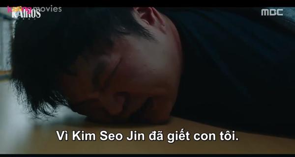 'Kairos' tập 3-4: Shin Sung Rok lợi dụng thời gian cứu Lee Se Young thoát khỏi ngục tù, hung thủ lộ diện 21