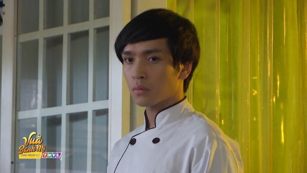 'Vua bánh mì' tập 31: Quốc Huy, Bạch Công Khanh suýt 'choảng nhau' vì Trương Mỹ Nhân 3