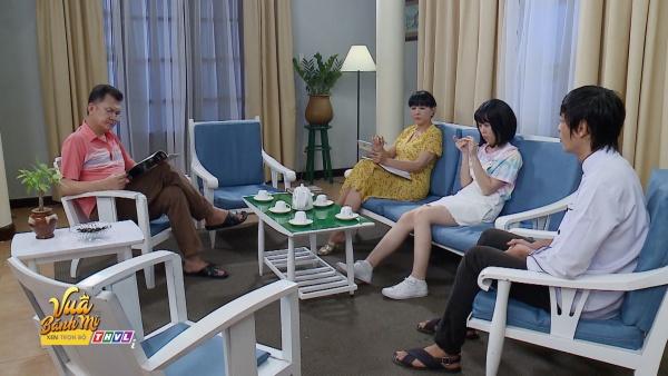 'Vua bánh mì' tập 31: Quốc Huy, Bạch Công Khanh suýt 'choảng nhau' vì Trương Mỹ Nhân 6
