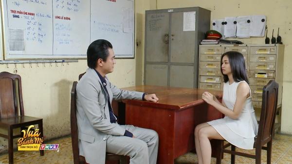 'Vua bánh mì' tập 31: Quốc Huy, Bạch Công Khanh suýt 'choảng nhau' vì Trương Mỹ Nhân 10