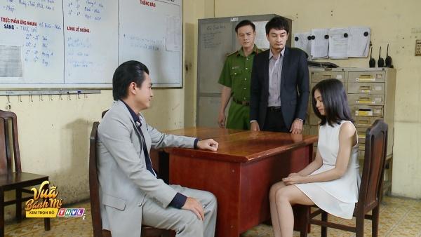 'Vua bánh mì' tập 31: Quốc Huy, Bạch Công Khanh suýt 'choảng nhau' vì Trương Mỹ Nhân 11
