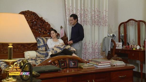 'Vua bánh mì' tập 31: Quốc Huy, Bạch Công Khanh suýt 'choảng nhau' vì Trương Mỹ Nhân 12