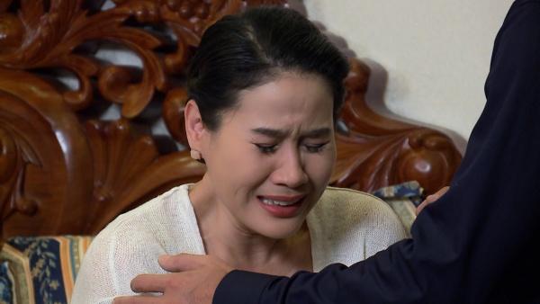 'Vua bánh mì' tập 31: Quốc Huy, Bạch Công Khanh suýt 'choảng nhau' vì Trương Mỹ Nhân 13