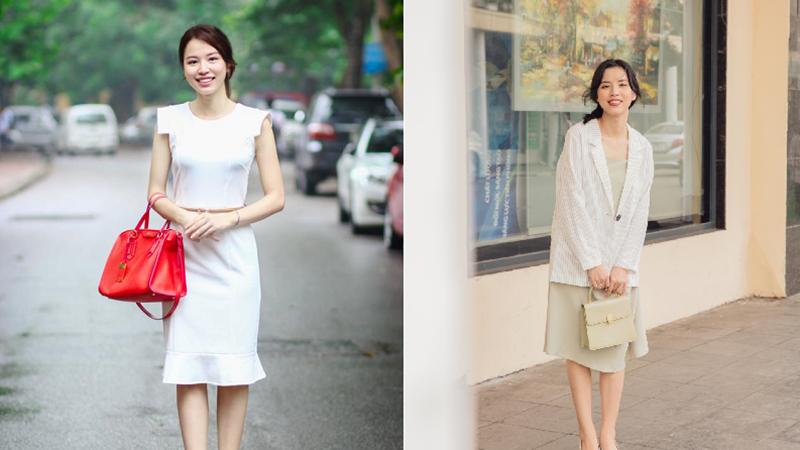 Nhan sắc xinh đẹpcủa cô Trần Hồng Nhung khi đã ở độ tuổi 30