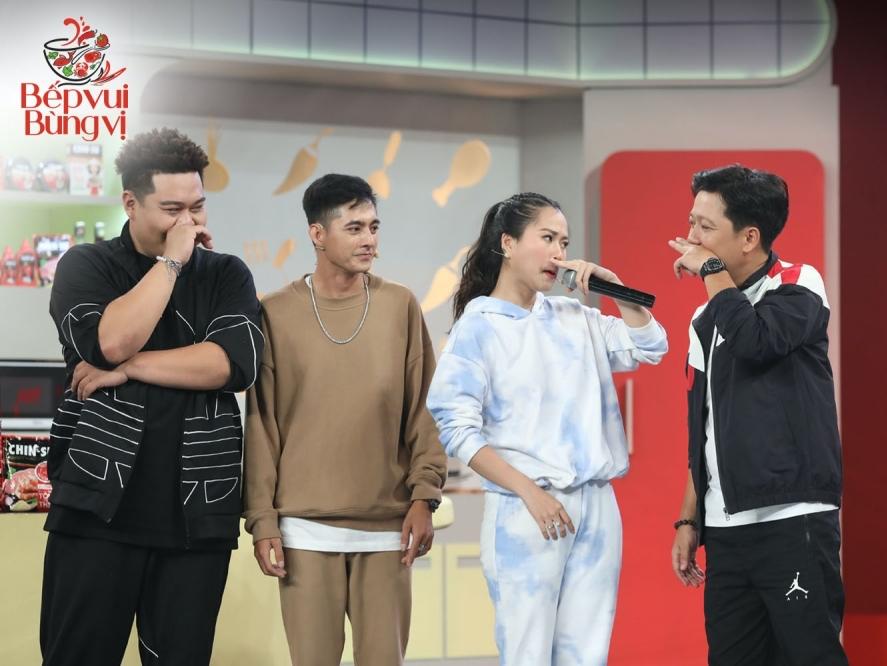 Yuno Bigboi gọi Lăng LD là 'bà xã' trên sóng truyền hình, hội hủ nữ đẩy thuyền 'cặp đôi số 10' tấp nập 2