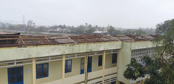 Trường THPT Trần Kỳ Phong, Quảng Ngãi