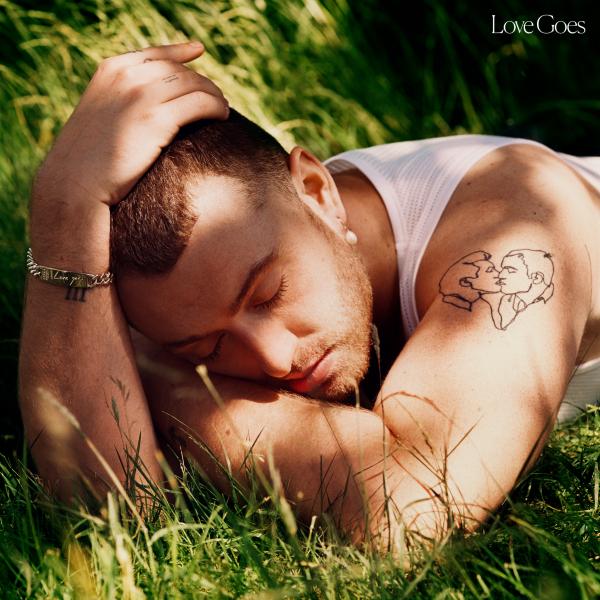 Bìa album 'Love Goes'