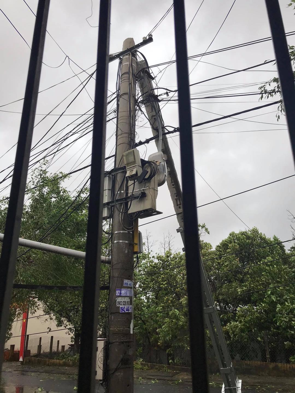Thống kê những thiệt hại ban đầu tại Đà Nẵng, Quảng Ngãi, Phú Yên khi siêu bão số 9 càn quét mạnh nhất 1