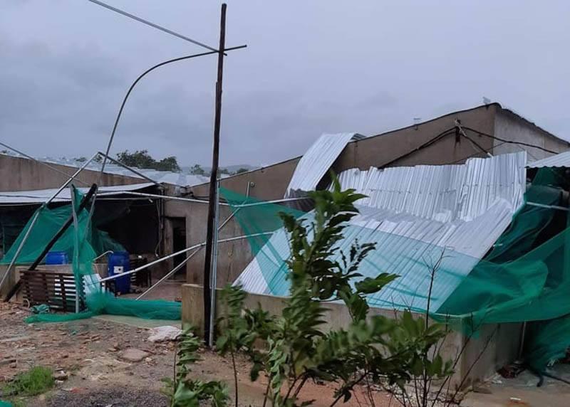 Thống kê những thiệt hại ban đầu tại Đà Nẵng, Quảng Ngãi, Phú Yên khi siêu bão số 9 càn quét mạnh nhất 18