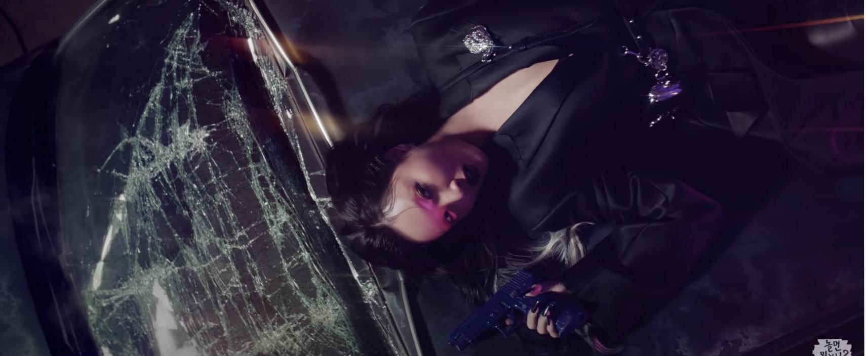 'Chất chơi' nhóm nhạc mới của Lee Hyori - Hwasa, quảng bá xong xuôi, phá đảo mọi BXH mới tung MV 6