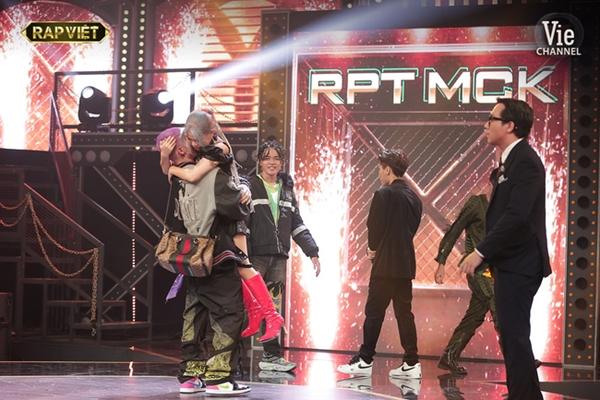 Tlinh và MCK cùng bứt phá ở tập 13 Rap Việt.