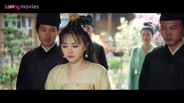 'Thâu tâm họa sư' tập 26: 'Tiểu tam' vênh váo quay lại Lý phủ, Hùng Hi Nhược bị đuổi khỏi nhà 1