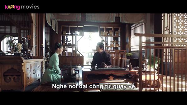 'Thâu tâm họa sư' tập 26: 'Tiểu tam' vênh váo quay lại Lý phủ, Hùng Hi Nhược bị đuổi khỏi nhà 4