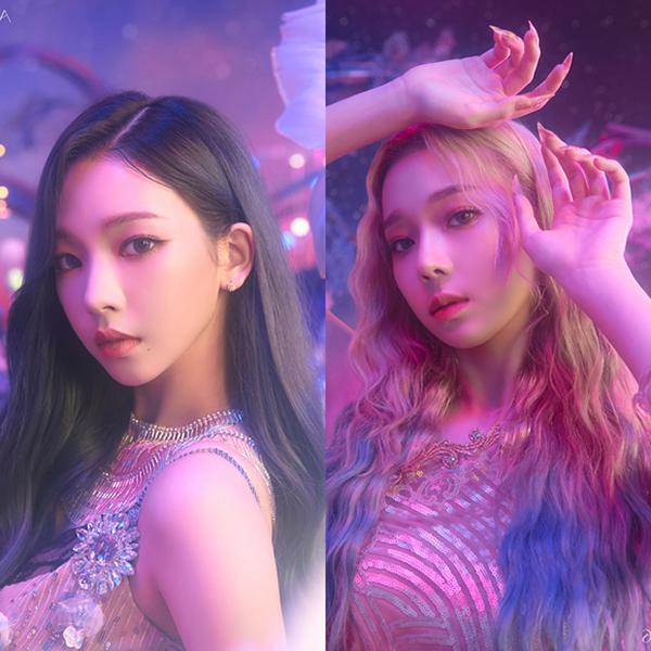 Thành viên Karina và Winter được SM công bố trước đó