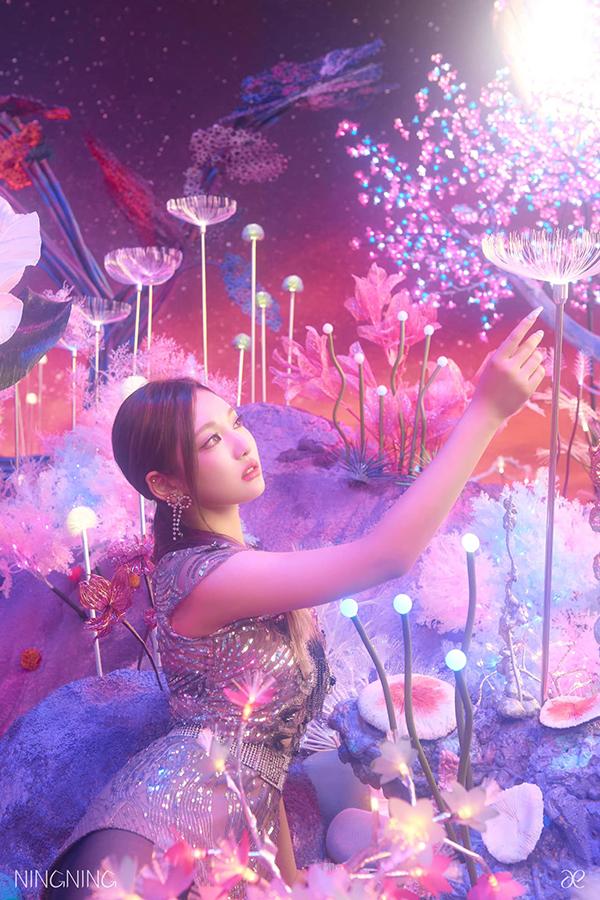 SM tung teaser thành viên mới của AESPA, fan giật mình tưởng Bích Phương sang Hàn debut 4