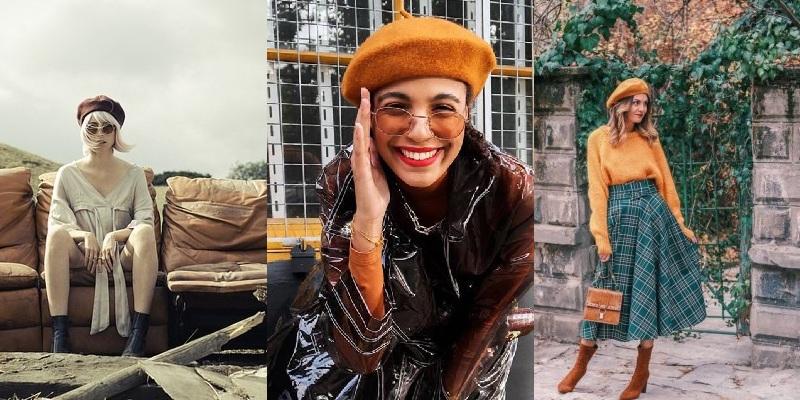 Set đồ siêu xinh cần sự hội tụ đủ giữa trang phục và phụ kiện. Và nếu bạn là tín đồ của nét cổ điển, nhẹ nhàng, đừng ngần ngại lựa chọn những items beret mang style vintage và kết hợp với outfits có tông màu trung tính, tối giản mà hiện đại.