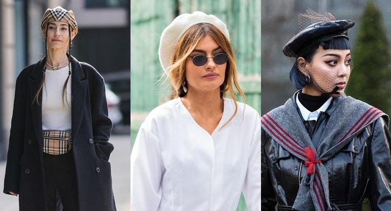 Học ngay hai 'nàng thơ' trong 'Emily in Paris' loạt tips mix&match trang phục với chiếc mũ beret cực thời trang 9