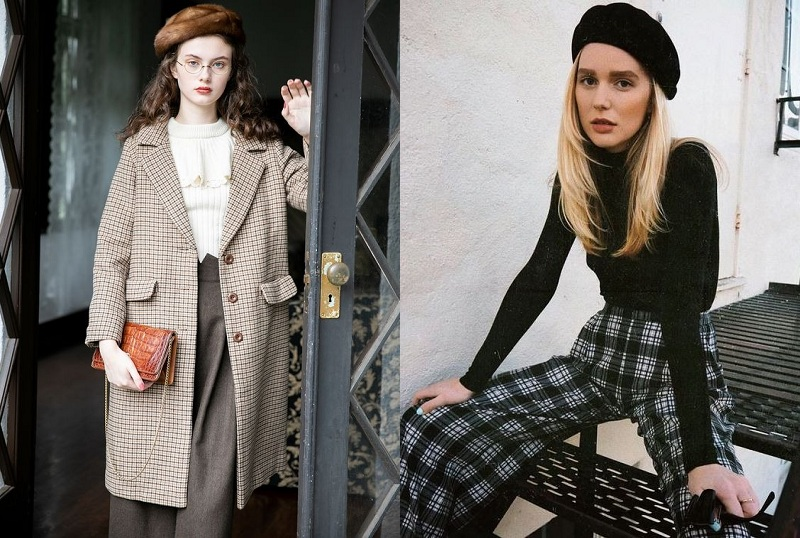 Học ngay hai 'nàng thơ' trong 'Emily in Paris' loạt tips mix&match trang phục với chiếc mũ beret cực thời trang 11