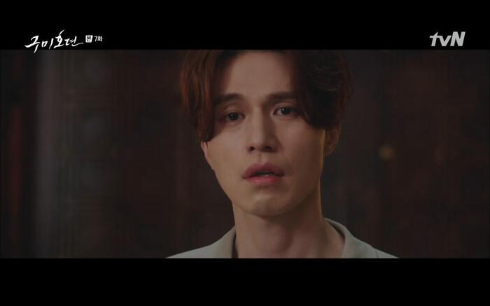 'Bạn trai tôi là hồ ly' tập 7: Jo Bo Ah khóc cạn nước mắt vì biết mình bị Lee Dong Wook giết ở tiền kiếp 4