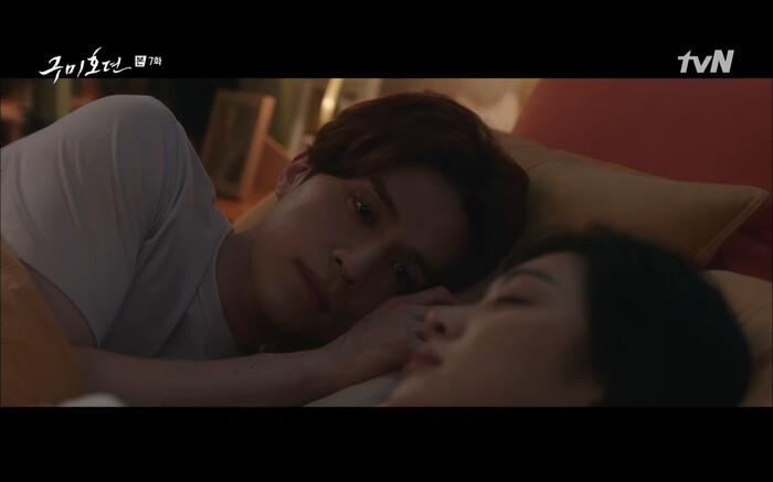'Bạn trai tôi là hồ ly' tập 7: Jo Bo Ah khóc cạn nước mắt vì biết mình bị Lee Dong Wook giết ở tiền kiếp 11