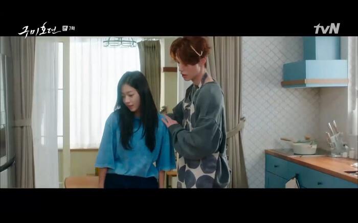 'Bạn trai tôi là hồ ly' tập 7: Jo Bo Ah khóc cạn nước mắt vì biết mình bị Lee Dong Wook giết ở tiền kiếp 12