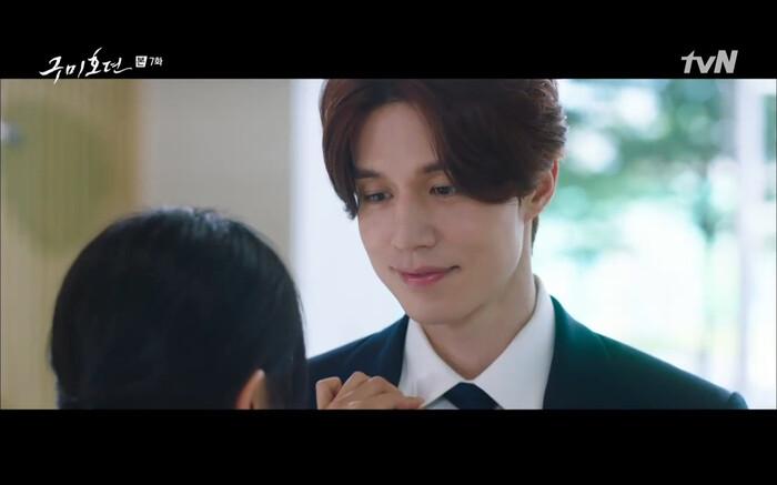 'Bạn trai tôi là hồ ly' tập 7: Jo Bo Ah khóc cạn nước mắt vì biết mình bị Lee Dong Wook giết ở tiền kiếp 15