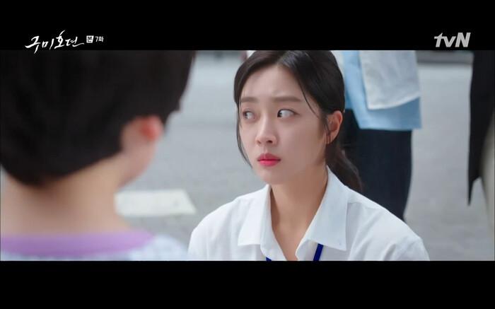 'Bạn trai tôi là hồ ly' tập 7: Jo Bo Ah khóc cạn nước mắt vì biết mình bị Lee Dong Wook giết ở tiền kiếp 21