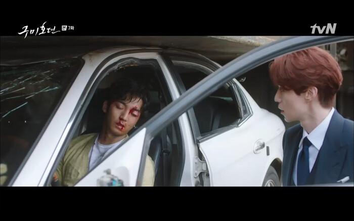 'Bạn trai tôi là hồ ly' tập 7: Jo Bo Ah khóc cạn nước mắt vì biết mình bị Lee Dong Wook giết ở tiền kiếp 23