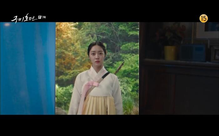 'Bạn trai tôi là hồ ly' tập 7: Jo Bo Ah khóc cạn nước mắt vì biết mình bị Lee Dong Wook giết ở tiền kiếp 35