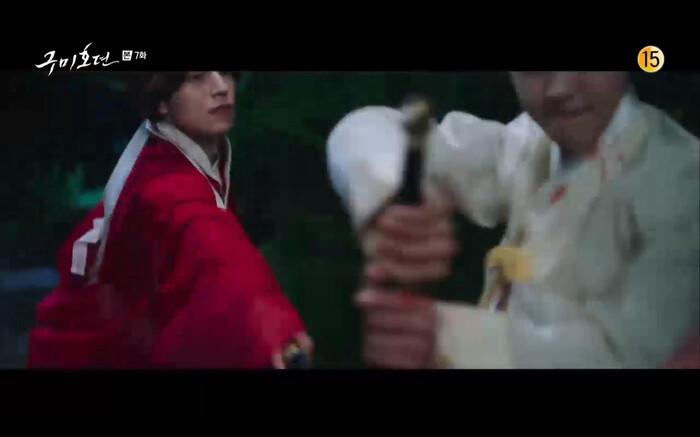 'Bạn trai tôi là hồ ly' tập 7: Jo Bo Ah khóc cạn nước mắt vì biết mình bị Lee Dong Wook giết ở tiền kiếp 36