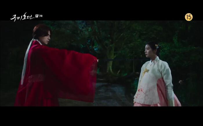 'Bạn trai tôi là hồ ly' tập 7: Jo Bo Ah khóc cạn nước mắt vì biết mình bị Lee Dong Wook giết ở tiền kiếp 37