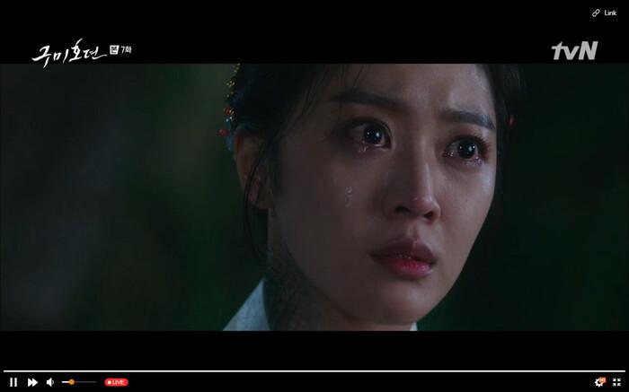 'Bạn trai tôi là hồ ly' tập 7: Jo Bo Ah khóc cạn nước mắt vì biết mình bị Lee Dong Wook giết ở tiền kiếp 38