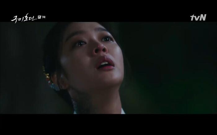'Bạn trai tôi là hồ ly' tập 7: Jo Bo Ah khóc cạn nước mắt vì biết mình bị Lee Dong Wook giết ở tiền kiếp 39