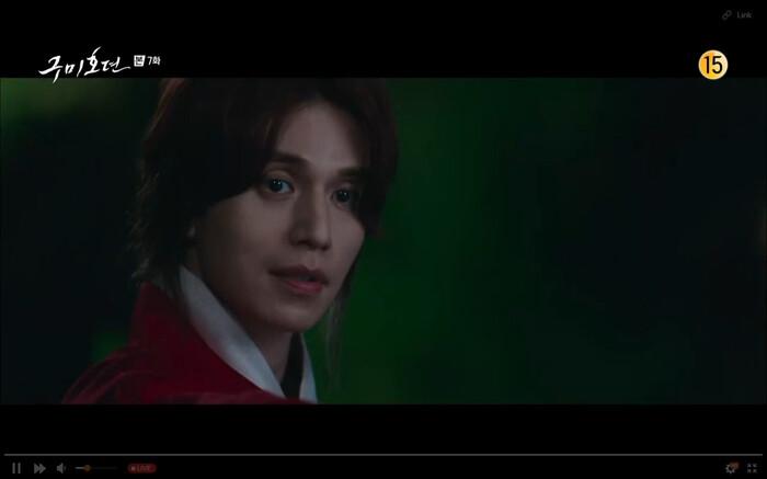 'Bạn trai tôi là hồ ly' tập 7: Jo Bo Ah khóc cạn nước mắt vì biết mình bị Lee Dong Wook giết ở tiền kiếp 40
