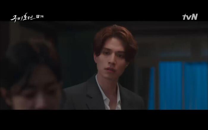 'Bạn trai tôi là hồ ly' tập 7: Jo Bo Ah khóc cạn nước mắt vì biết mình bị Lee Dong Wook giết ở tiền kiếp 41