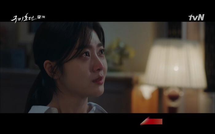 'Bạn trai tôi là hồ ly' tập 7: Jo Bo Ah khóc cạn nước mắt vì biết mình bị Lee Dong Wook giết ở tiền kiếp 42