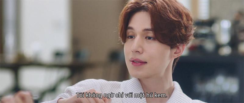 Những màn 'thả thính' đỉnh cấp của chàng cáo Lee Dong Wook 10