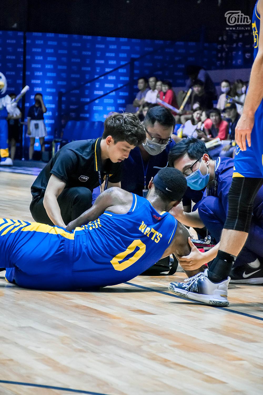 Câu chuyện va chạm của các cầu thủ được một số bên đẩy lên thành cao trào tuy nhiên với nhiều người trong bóng rổ và đặc biệt ở VBA 2020, lịch thi dày thì việc xảy ra sự cố va chạm dẫn đến chấn thương là điều hoàn toàn có thể dự báo được